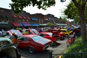 Festival On The Square Franklin Simpson Chamber Of Commerce - Car show kentucky